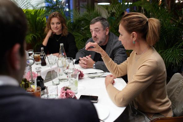 Разговоры на ужине: Люди, которые делают красоту. Изображение № 15.