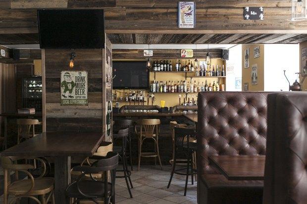 9 новых баров вПетербурге. Изображение № 2.