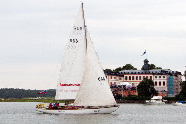 Капитан, улыбнитесь: Владельцы яхт в Петербурге. Изображение № 9.