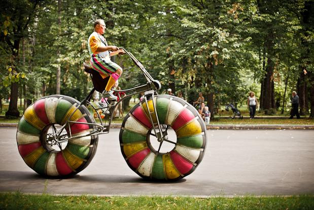 Люди в городе: Участницы парада «Леди на велосипеде». Изображение № 12.
