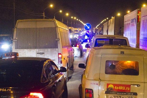 На трассе М-10 Москва — Петербург запустят систему «умная дорога». Изображение № 1.