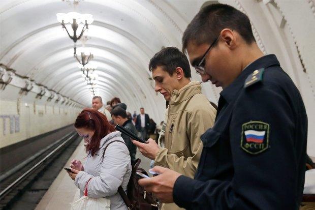 «Синдром постоянного нахождения онлайн»: Как смартфон ипланшет поменяли жизнь горожан. Изображение № 5.