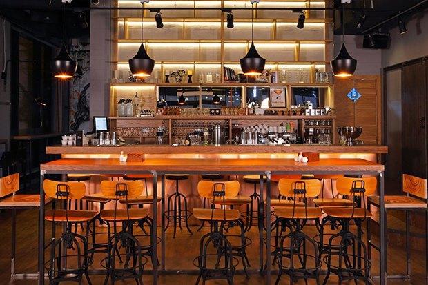 8 баров, открывшихся за год вМоскве. Изображение № 1.