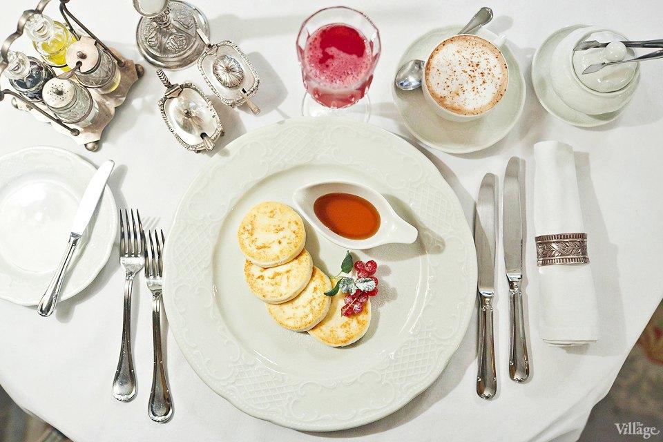 Пока ты спал: Ранние завтраки в Петербурге. Изображение № 22.
