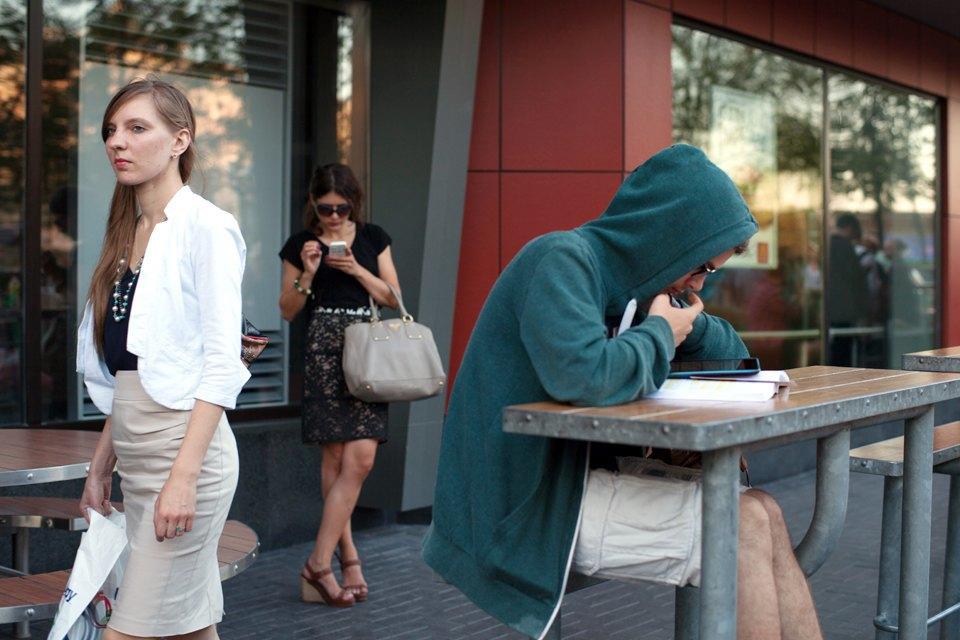 Закрытый «Макдоналдс» наПушкинской. Изображение № 8.