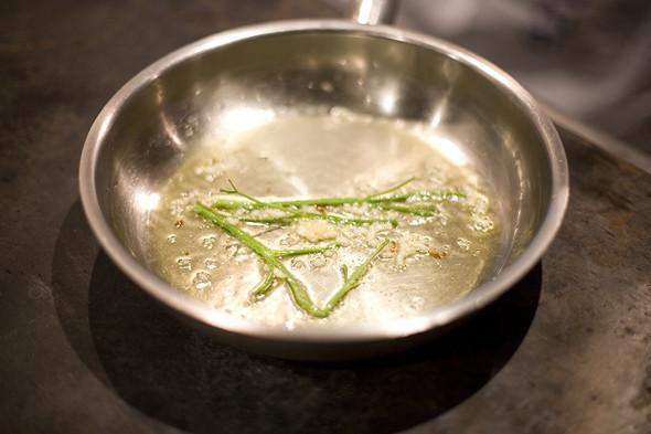 Изображение 19. Фоторепортаж с кухни: Ресторан «Бонтемпи».. Изображение № 31.