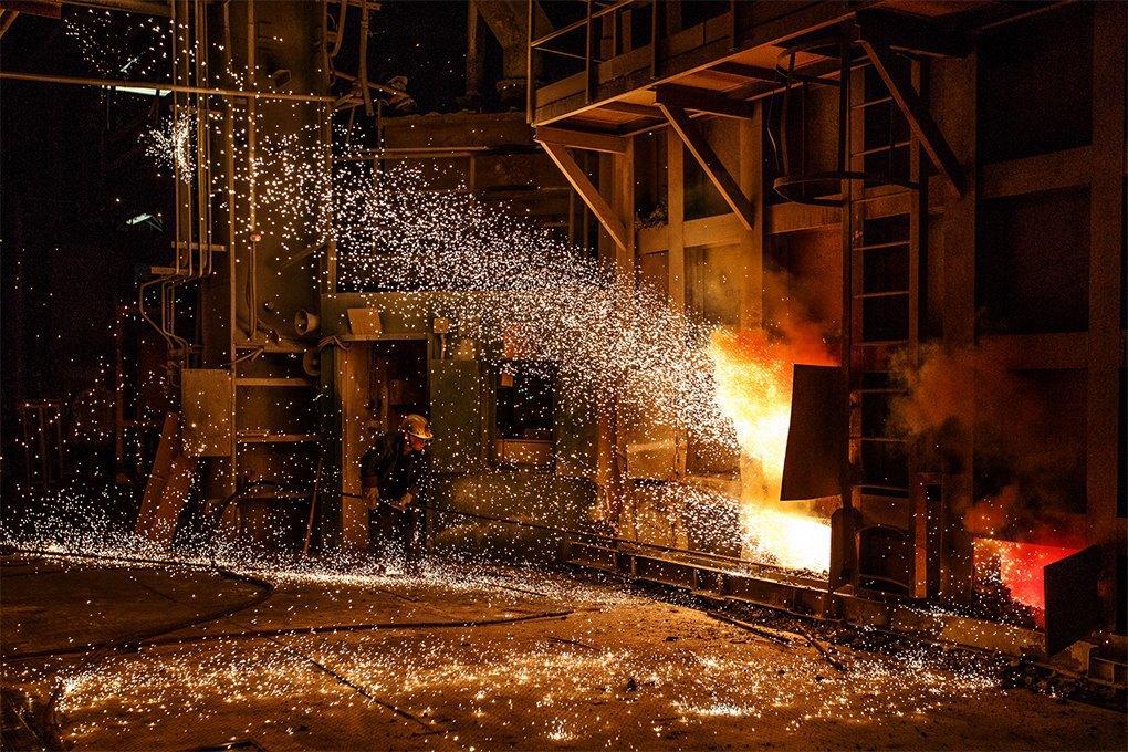 Производственный процесс: Как плавят металл. Изображение № 7.
