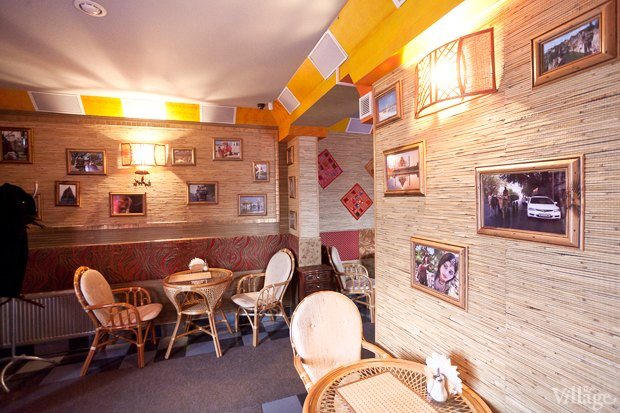 Все свои: Индийское кафе в районе Купчино. Изображение № 5.