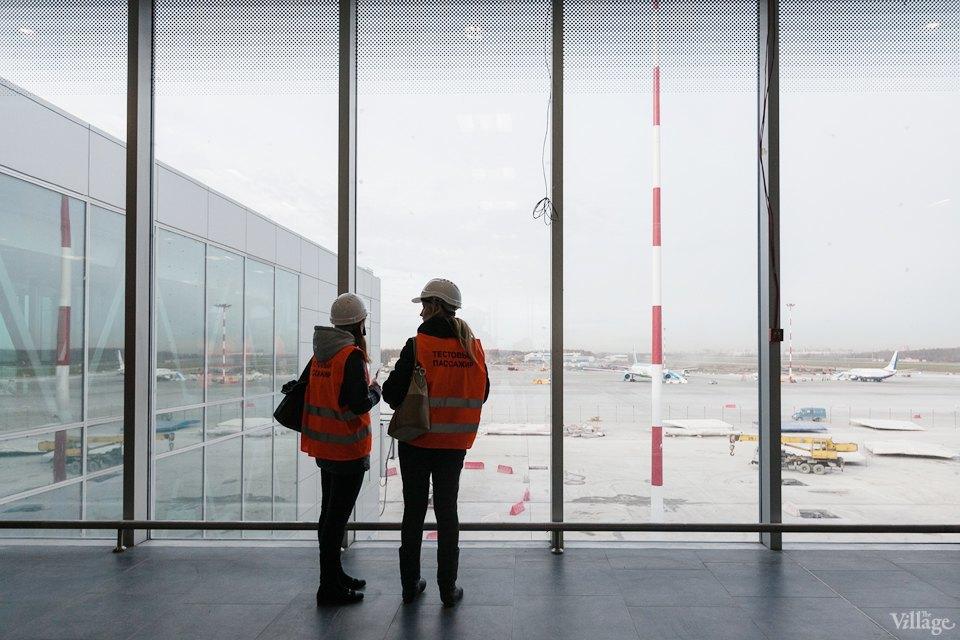 Тест The Village: Как работает новый терминал аэропорта Пулково. Изображение № 4.