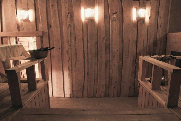 На «Красном Октябре» открыли баню. Изображение № 5.