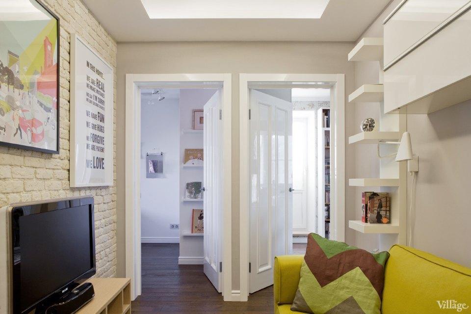 Избранное: 9 дизайнерских квартир . Изображение № 3.
