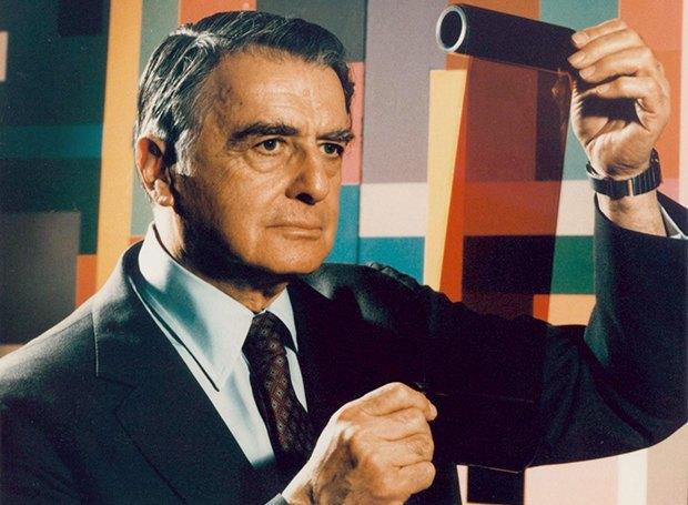 Основатель Polaroid Эвин Лэнд. Изображение № 2.