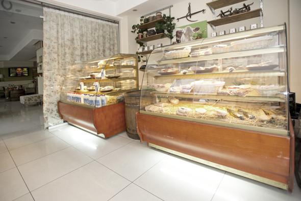 Новое место (Киев): Ресторан-базар «Коза Дереза». Изображение № 4.