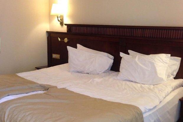 Ночь в отеле: Редакция The Village ищет лучшую гостиницу Москвы. Изображение № 14.