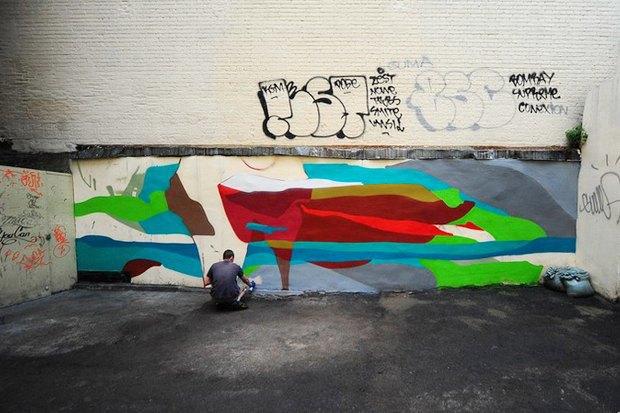 Уличный художник Павел Шугуров: «Быть чиновником — это прикольно». Изображение № 22.