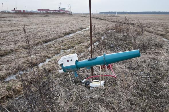 Шумовая газовая пушка.. Изображение № 14.