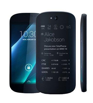 Кто вместо iPhone: 5 лучших смартфонов выставки Mobile World Congress 2014. Изображение № 4.