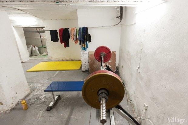 На районе: Как открыть тренажёрный зал для вегетарианцев в подвале на «Новочеркасской». Изображение № 4.
