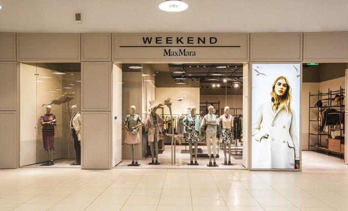 В «Авиапарке» открылись магазины итальянских брендов Weekend Max Mara иMax&Co. Изображение № 1.