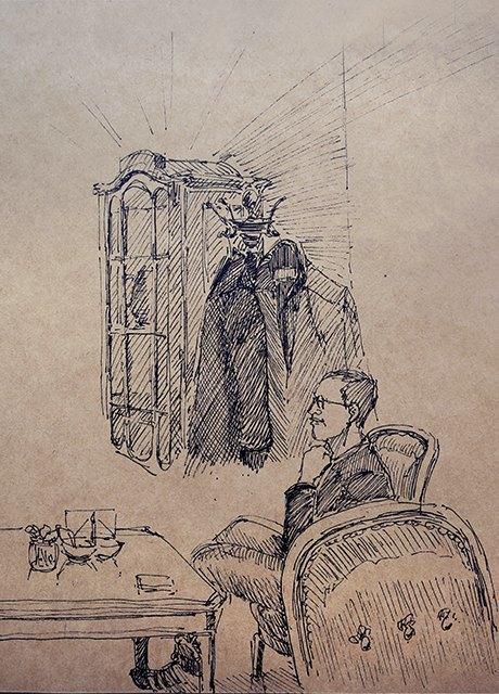 Бары в отелях «Метрополь» и «Балчуг-Кемпински». Изображение № 13.