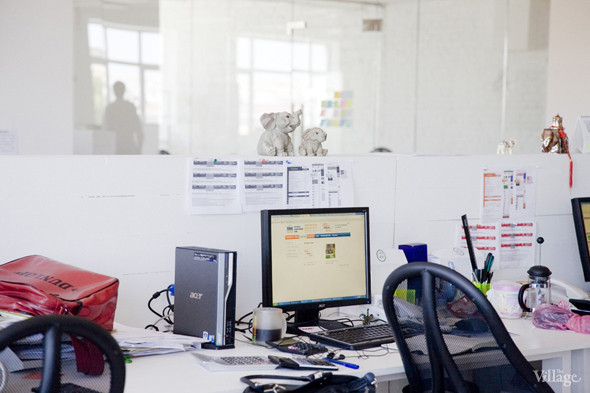 Офис недели: «Большой Город» и Slon.ru. Изображение № 16.