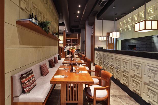На Валовой улице открылся ресторан «Талиесин». Изображение № 1.