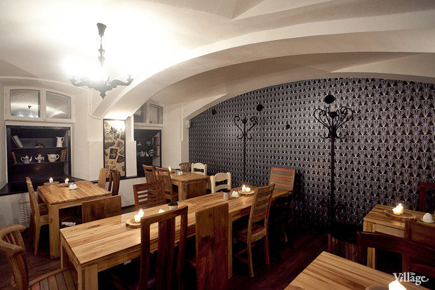 Новое место (Петербург): Ресторан-бар «КоКоКо». Изображение № 9.