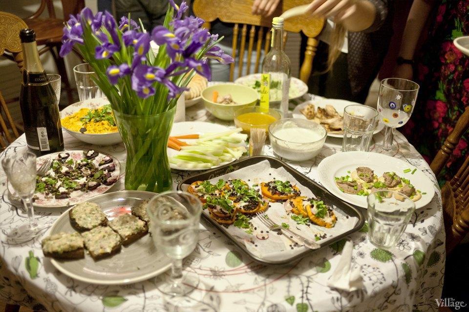 Посетители первого ужина EatWith в Москве. Изображение № 2.