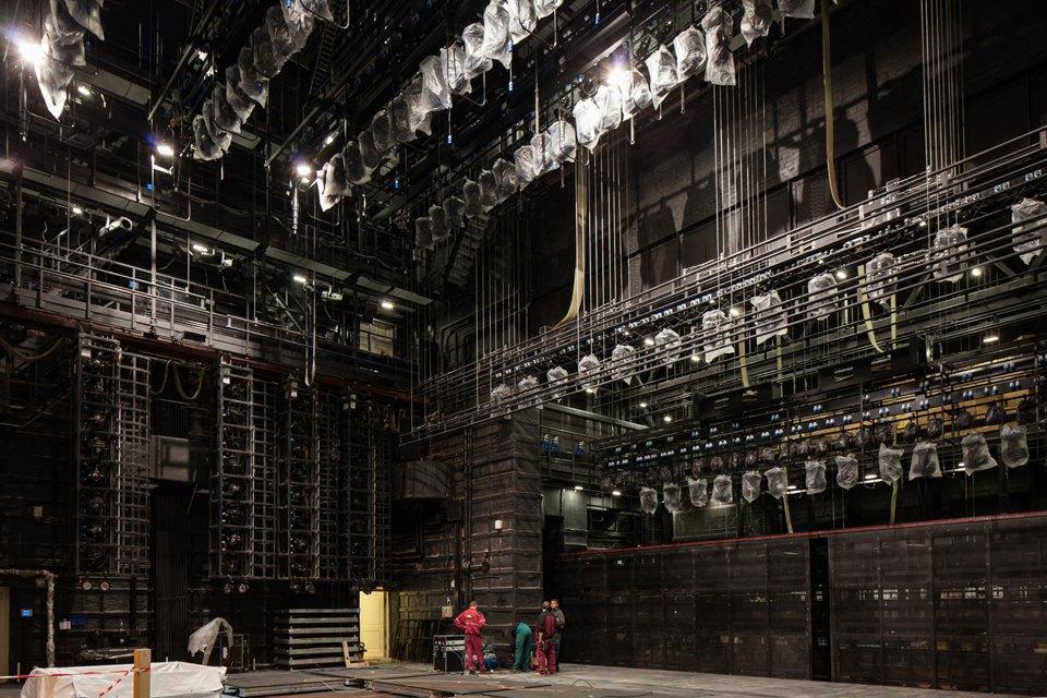 Как выглядит БДТ после трехлётней реконструкции. Изображение № 1.