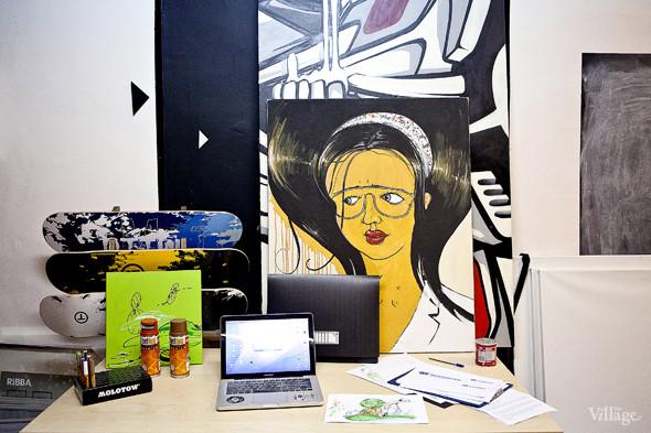 Офис недели (Петербург): PaintPoint. Изображение № 12.