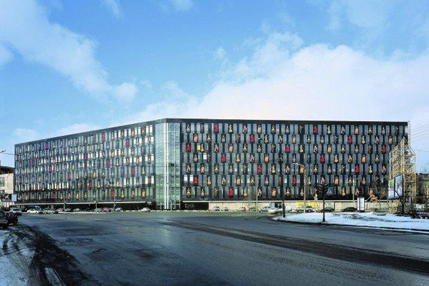 Строиться по одному: 12удачных примеров современной петербургской архитектуры. Изображение № 11.