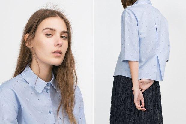 8 женских рубашек сузором. Изображение № 2.