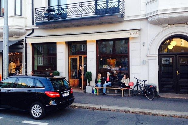 Где пить кофе вОсло. Изображение № 15.