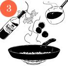 Рецепты шефов: Паста «Орекьетте алла Романо». Изображение № 6.
