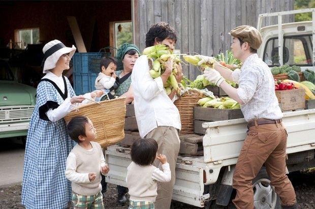 Фильм «Хлеб счастья»: Оставить работу вТокио ради пекарни наозере . Изображение № 7.