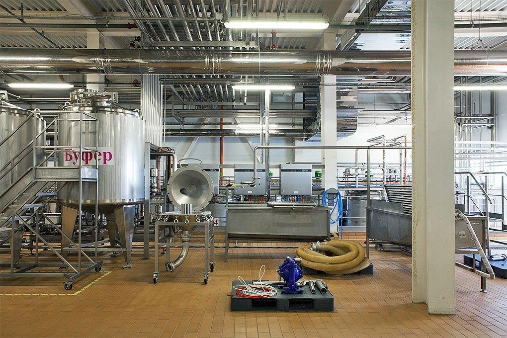 Производственный процесс: Как делают мороженое. Изображение № 10.