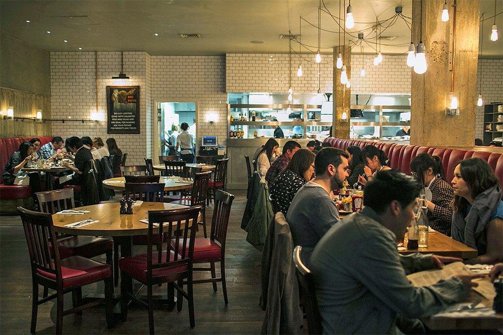 Ресторатор двух столиц: Чем отличается еда в Москве и Лондоне. Изображение № 4.