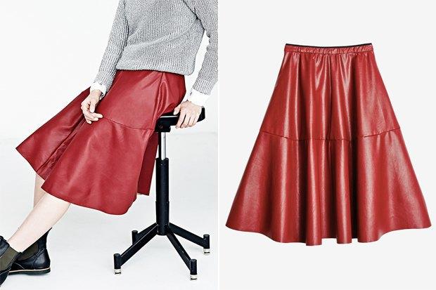 Где купить юбку миди: 6вариантов от 1000 до 4500рублей. Изображение № 2.