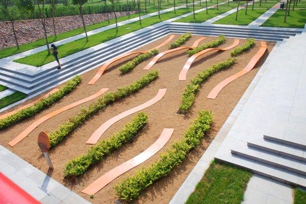 Идеи для города: Парк на месте свалки вТяньцзине. Изображение № 20.