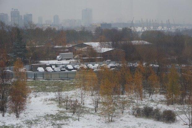 Зима в Москве. Изображение № 2.