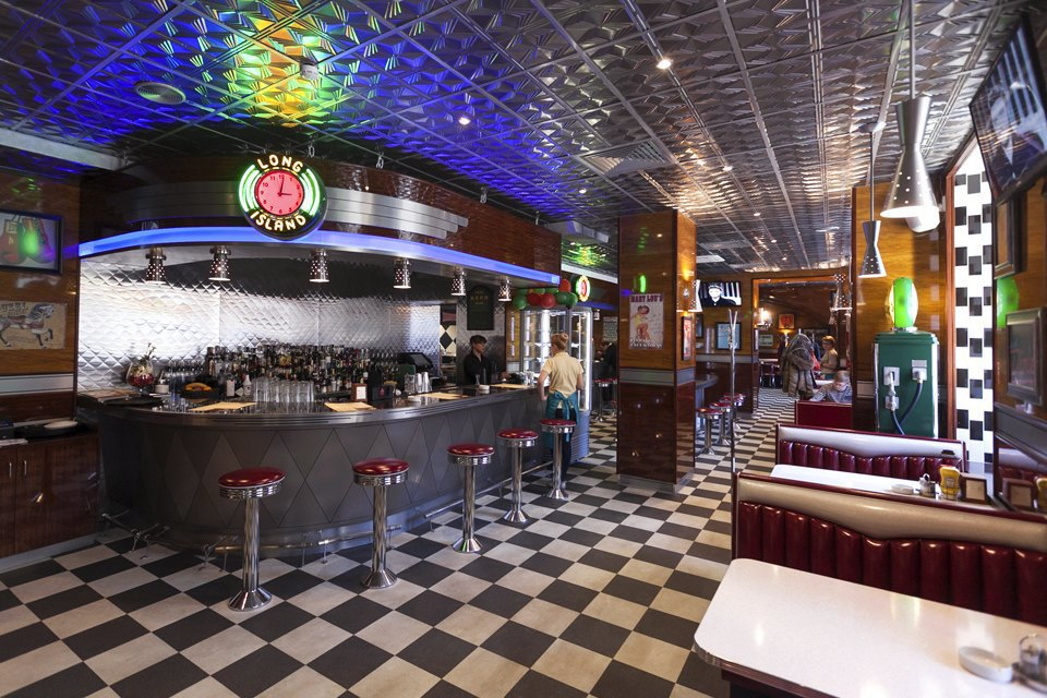Дайнер-бар Long Island. Изображение № 1.