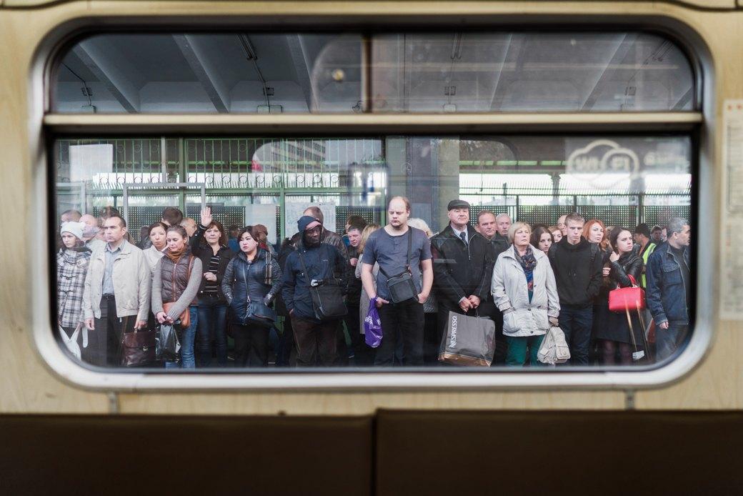 Эффект «Котельников»: Стал лисвободнее самый загруженный участок метро. Изображение № 9.