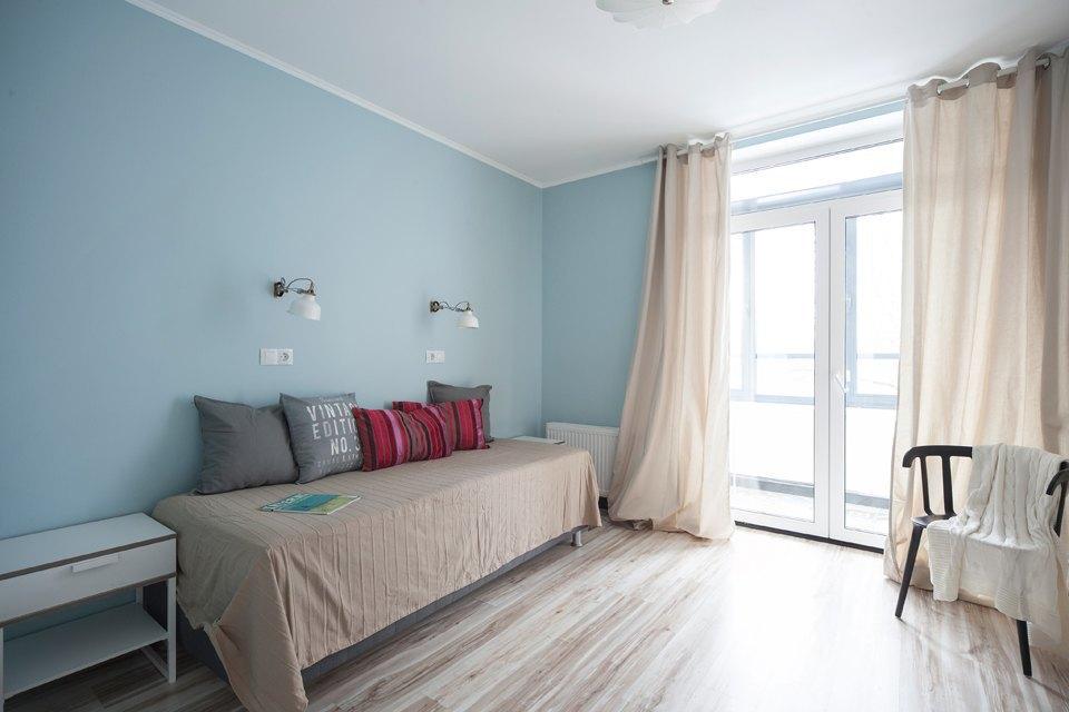 Квартира всветлых тонах для брата исестры. Изображение № 6.