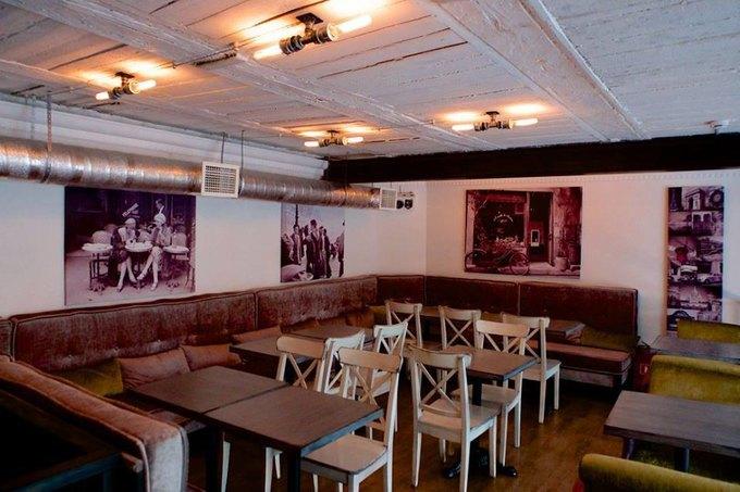 На Новом Арбате открылось кафе сфранцузскими вафлями Wafflestory. Изображение № 1.