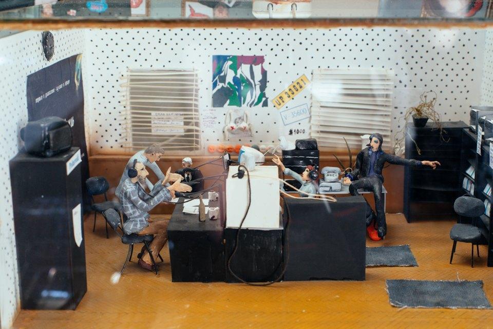 Офис радиостанции «Серебряныйдождь». Изображение № 30.