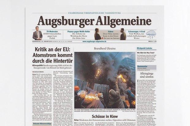 Взгляд со стороны: Западные СМИ — о событиях на Украине. Изображение № 22.