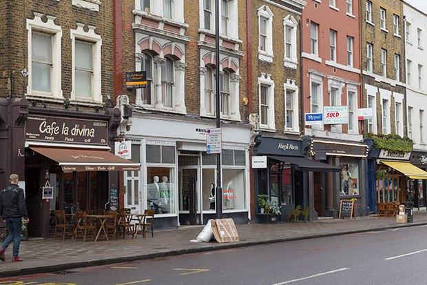 Ислингтон, Лондон. Изображение № 3.