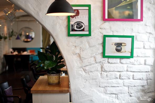 Новое место (Петербург): Кафе-бар Leica. Изображение № 16.