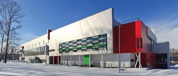Номинация «Спортивный комплекс года» — спорткомплекс «Гимнаст», г. Нижний Новгород. Изображение № 11.