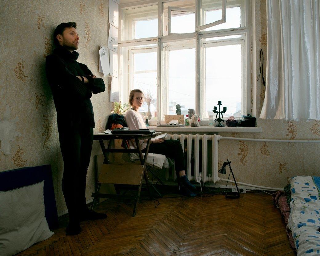 Жильцы петербургских коммуналок. Изображение № 2.